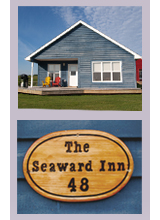Rent a cottage by the Ocean in near Brule, Nova Scotia. Summer accommodation